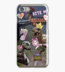 Sassy Jurassic Park iPhone Case/Skin