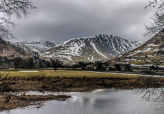 Hartsop Valley  by Trevor Kersley