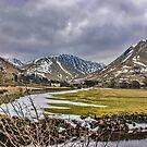 Hartsop Valley Views by Trevor Kersley