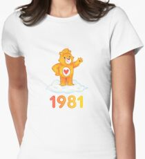 1981 Women's Fitted T-Shirt