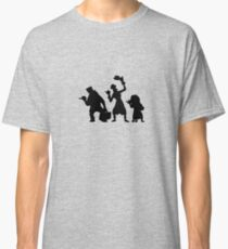 Haunted Mansion Hitchhiking Ghosts Classic T-Shirt