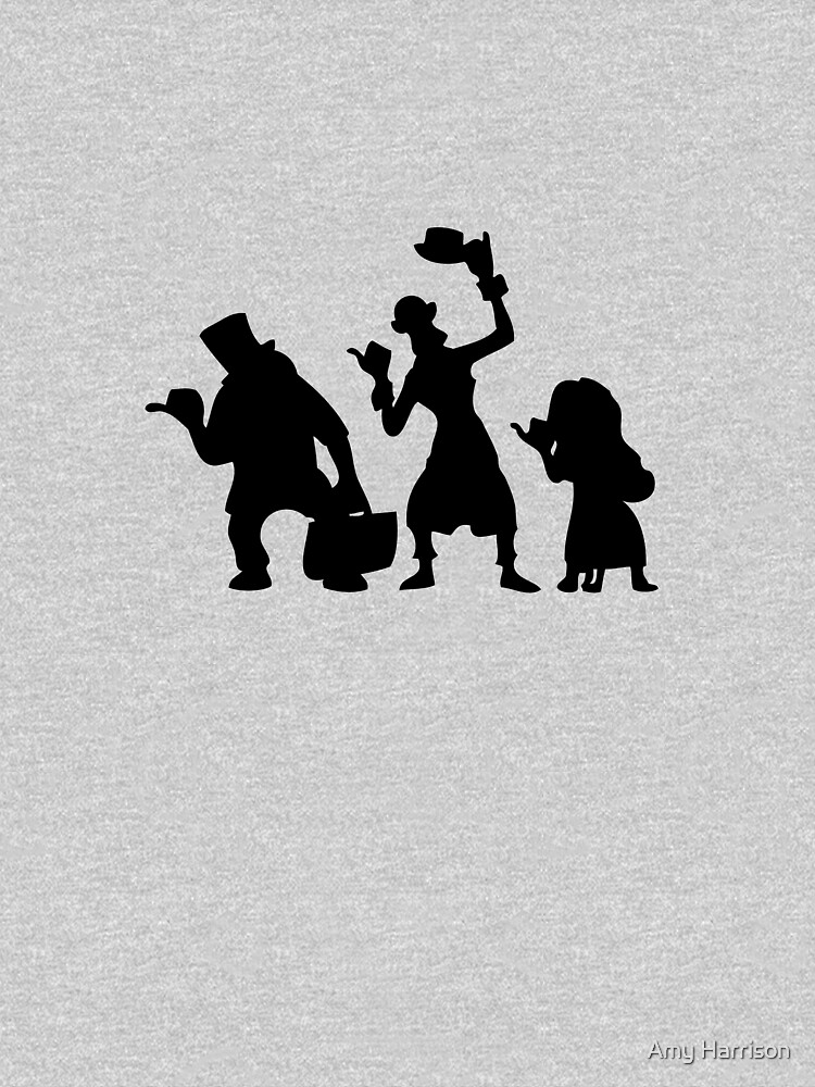 Haunted Mansion Hitchhiking Ghosts | Unisex T-Shirt