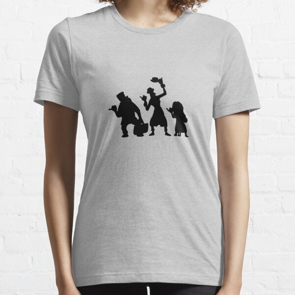 Haunted Mansion Hitchhiking Ghosts Essential T-Shirt