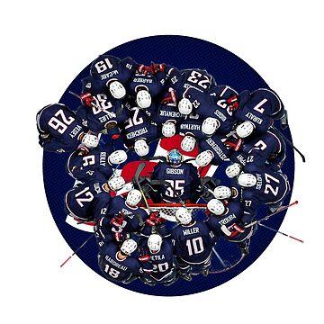hockey team USA by tongethird