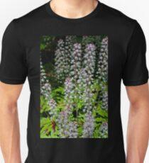 Foam Flower Tiarella Cordifolia T-Shirt