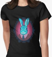 #harebrained Women's Fitted T-Shirt