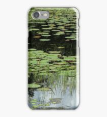 Lily Pads and Aquatic Plants iPhone Case/Skin