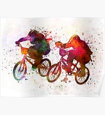 BMX Race Poster