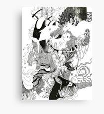Paranoia I Canvas Print