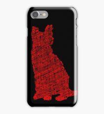 Yarn cat iPhone Case/Skin