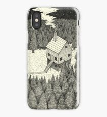 The Middle Of Nowhere iPhone Case/Skin