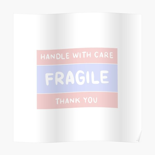 Handle with Care Poster