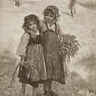 Harvest Girls by astrantium