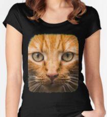 GTA 5 - cat shirt (I'm Not a Hipster) Women's Fitted Scoop T-Shirt