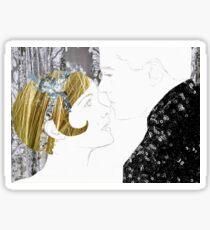 Gatsby & Daisy Sticker