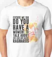 Ragnaros-Game wordart T-Shirt