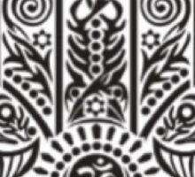 Hamsa Hand Sticker