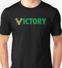 V VICTORY (Catan) distressed version Unisex T-Shirt