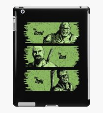 The Mutant, The Raider, The Ghoul iPad Case/Skin
