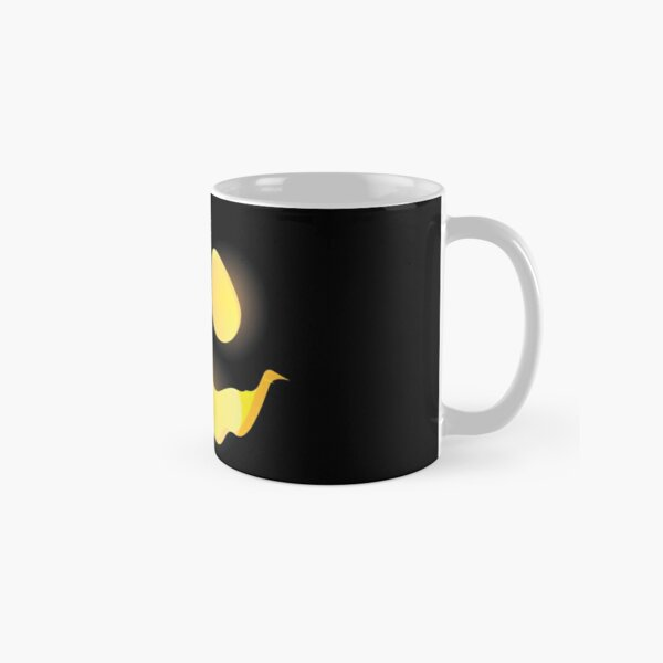 the ghost Classic Mug