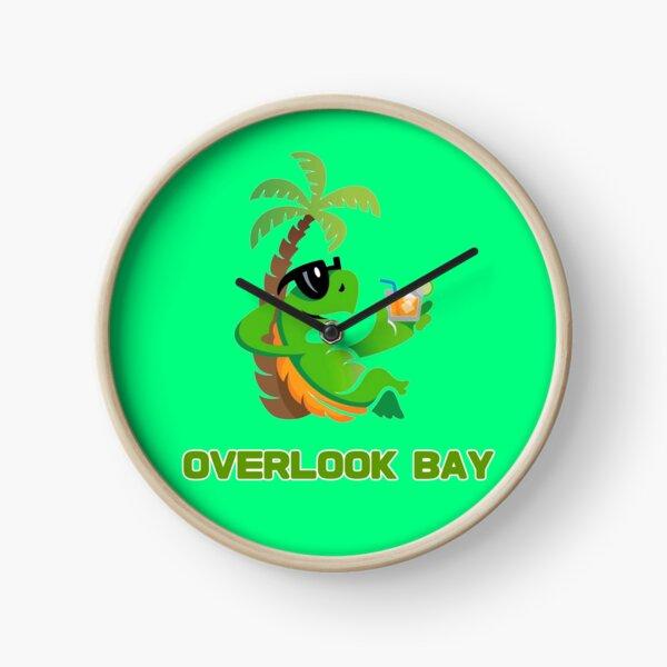 Overlook Bay Clock