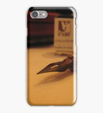 Old Quill iPhone Case/Skin