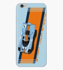 Porsche 917 Gulf iPhone Case