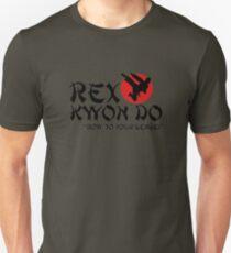 Rex Kwon Do - Bow to your sensei T-Shirt