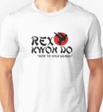 Rex Kwon Do - Bow to your sensei Unisex T-Shirt