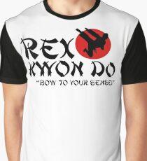 Rex Kwon Do - Bow to your sensei Graphic T-Shirt