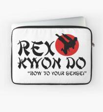 Rex Kwon Do - Bow to your sensei Laptop Sleeve