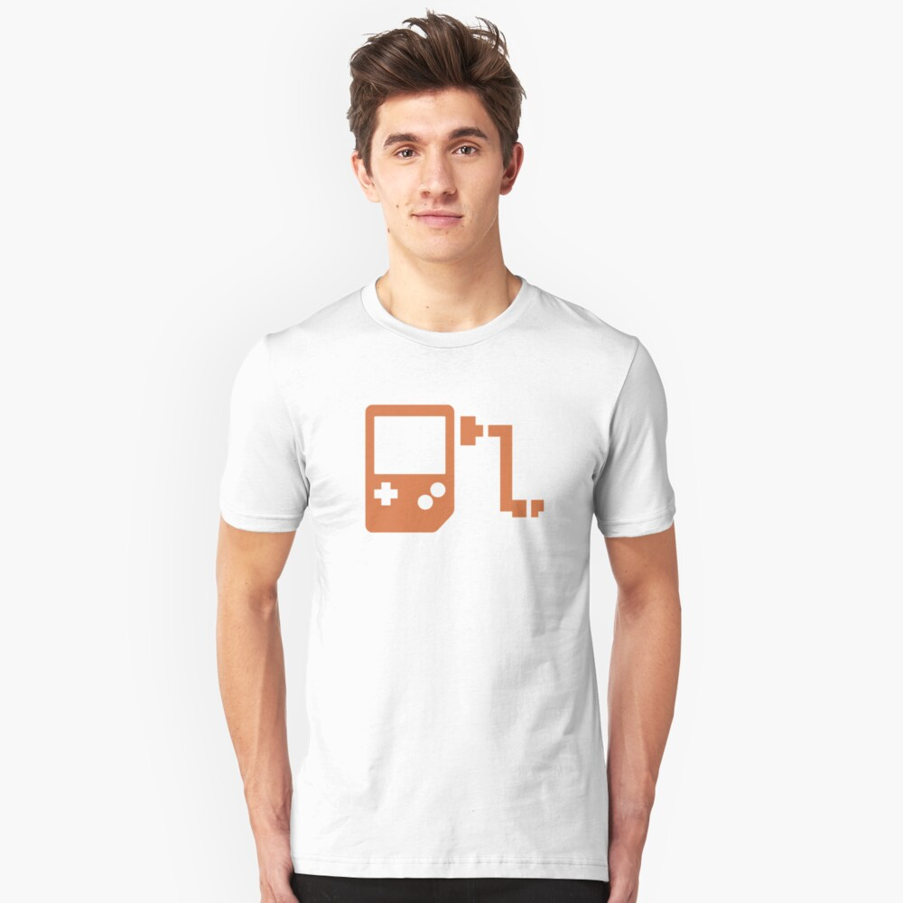 Sophokles Gameboy Slim Fit T-Shirt