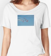 RAF Red Arrows Women's Relaxed Fit T-Shirt