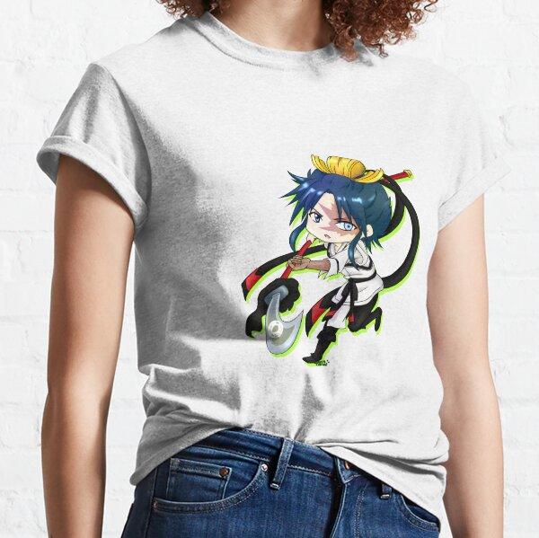 Hakuryuu Ren from Magi Classic T-Shirt