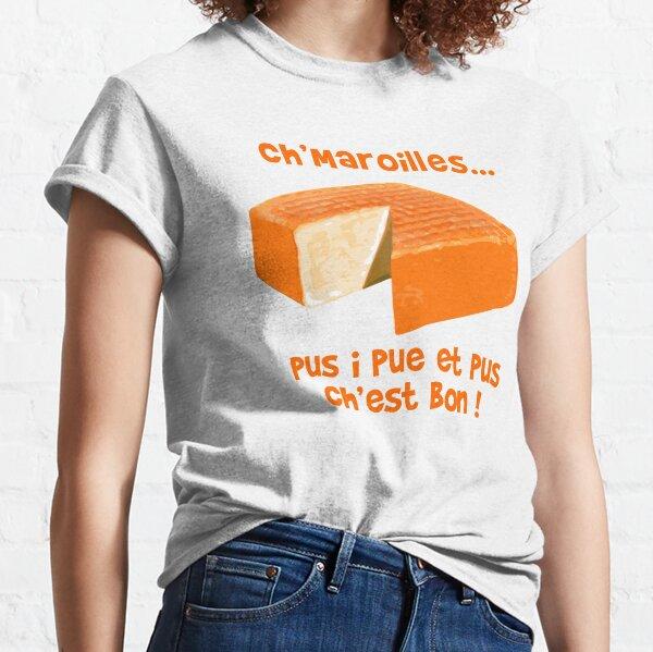 Maroilles T-shirt classique