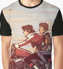 Biker Klance Graphic T-Shirt