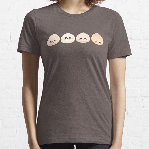 Bao Bun Dumpling Kawaii gift Essential T-Shirt
