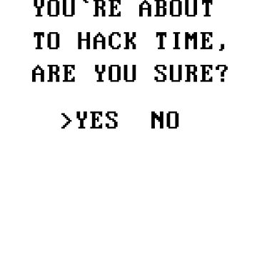 KUNG FURY - You're About To Hack Time by MRedfern
