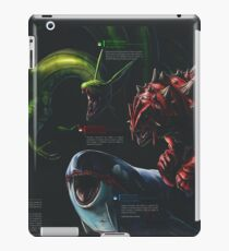 Weather Trio - Colour iPad Case/Skin