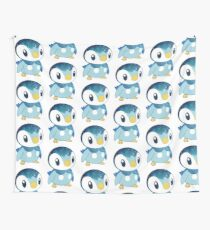 Galaxy Piplup Wall Tapestry