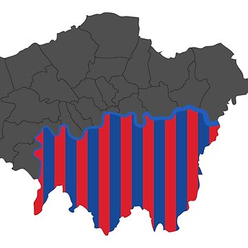 South London is ours by Superkev45