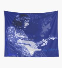 RORY GALLAGHER BLUESMAN Wall Tapestry