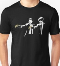 Banksy Pulp Fiction T-Shirt