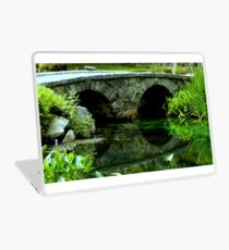 A Rock Bridge in the Country ^ Laptop Skin