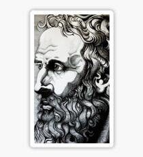 Socrates Sticker