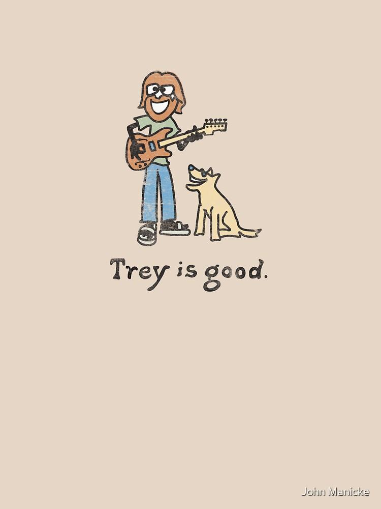 Trey is good. by waterslidepanda