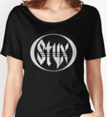 styx logo Women's Relaxed Fit T-Shirt