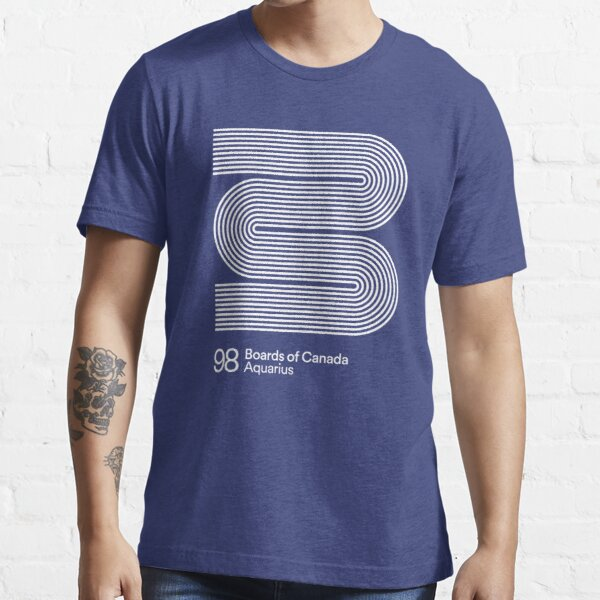 Boards of Canada — Aquarius Classic T-Shirt Essential T-Shirt