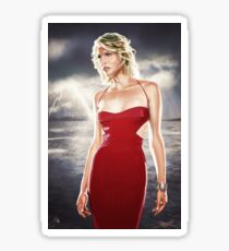 Caprica Six Sticker