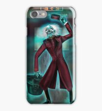 Hat Box Tower of Terror by Topher Adam 2016 iPhone Case/Skin